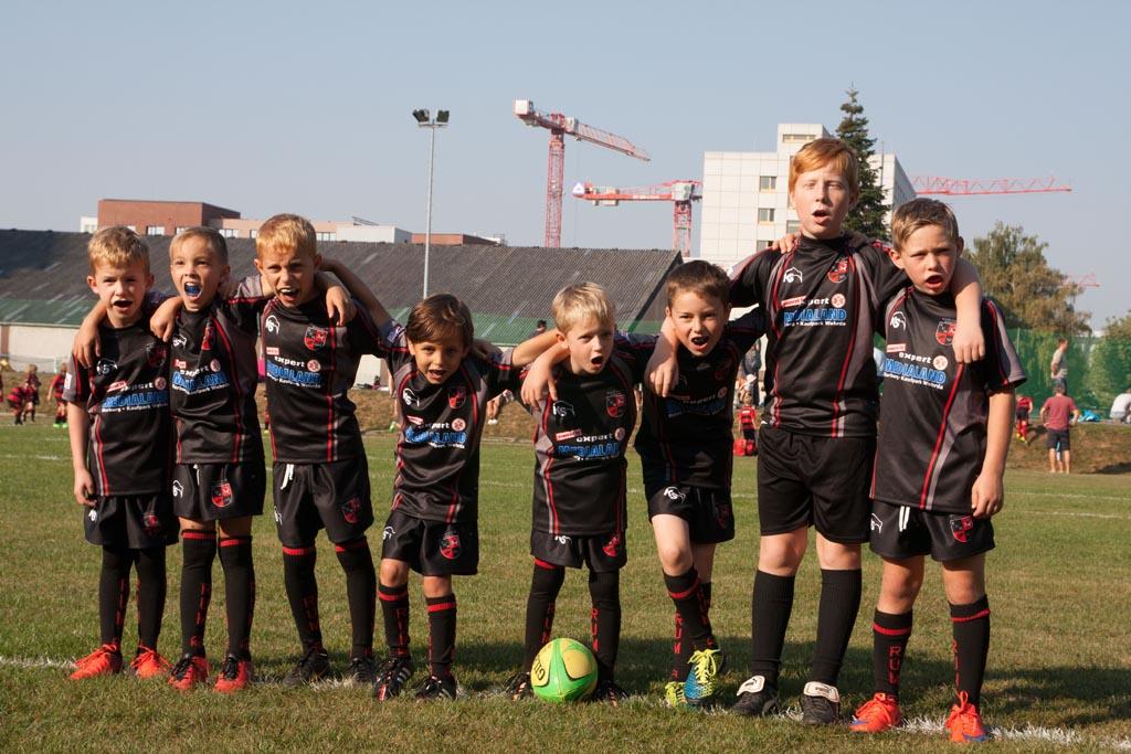 Marburger Rugby Kids knacken Frankfurter Übermacht