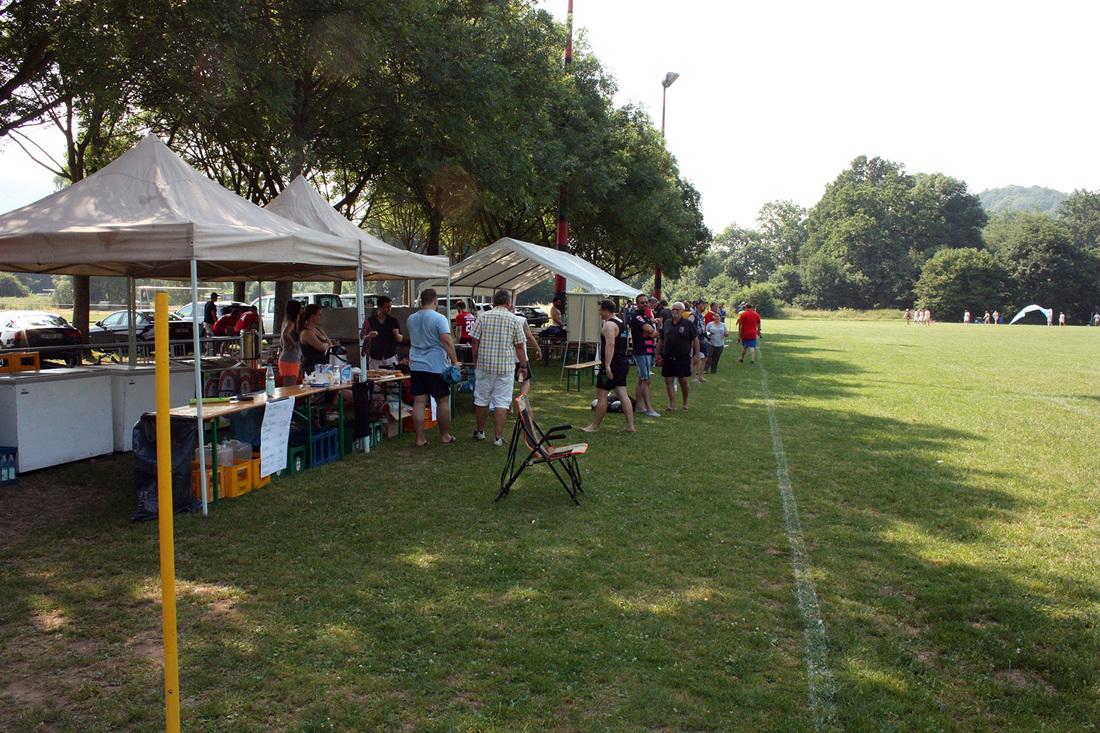 """Das hessische 7er Rugby Turnier """"Hessen Sevens"""" wird zum zweiten mal in Marburg ausgetragen"""