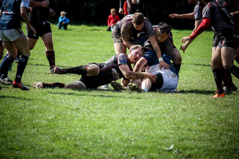 Rugby-Union Marburg beginnt Saison mit Heimsieg über Rugby Cassel