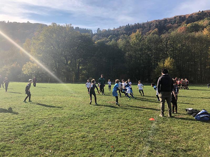 Am Samstag den 03.11. war Marburg einer der Hotspots der Hessischen Rugby Szene.